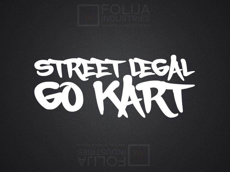 STREET LEGAL GO KART v2