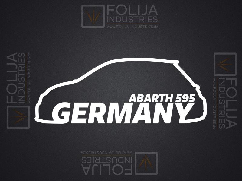 ABARTH 595 GERMANY Fahrerseite
