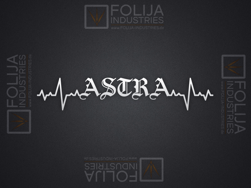 Herzschlag ASTRA