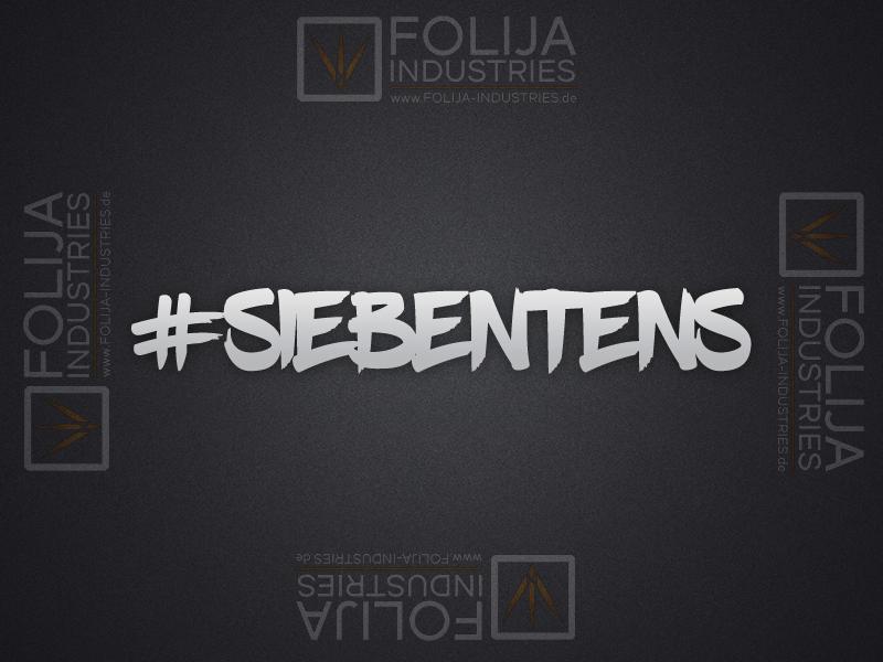 #SIEBENTENS