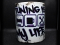 Preview: TUNING IS MY LIFE Lila-Mint v2 Tasse von vorne.
