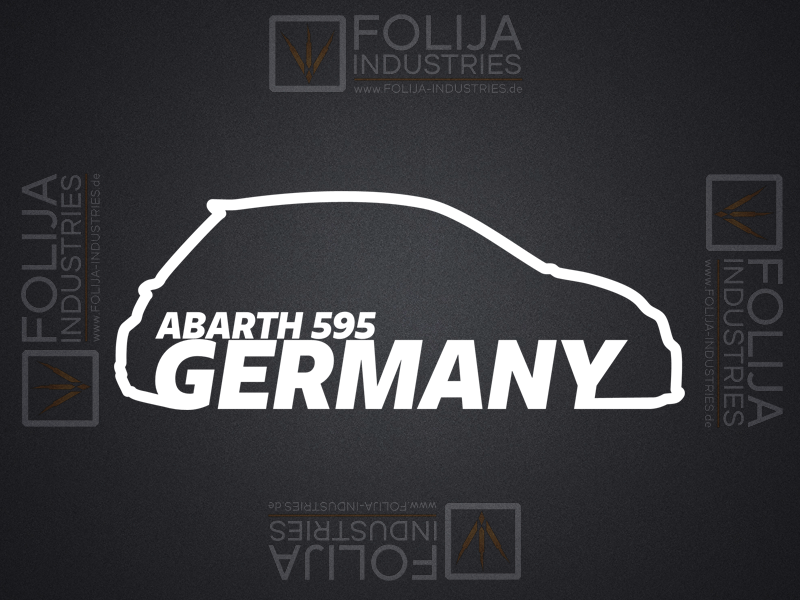 ABARTH 595 GERMANY Beifahrerseite