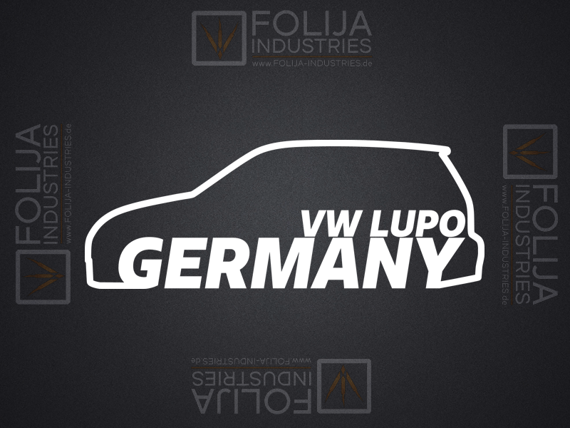 VW LUPO GERMANY Fahrerseite